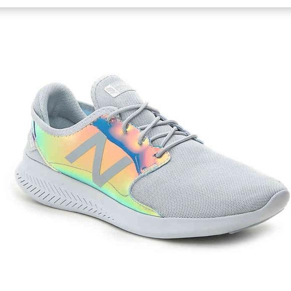 New Balance Iridescent Unicorn Sneakers
